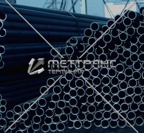 Труба водогазопроводная (ВГП) оцинкованная в Саратове